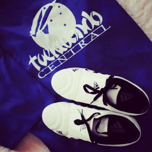 Adidas SM3 taekwondo shoes