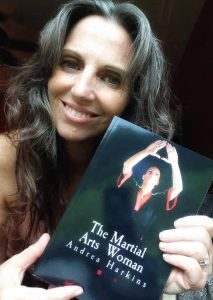 The Martial Arts Woman Andrea Harkins