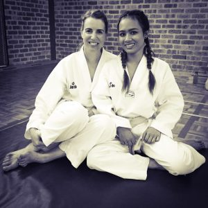 Martial arts friendships