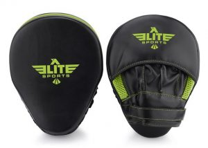 Elite Sports Punching Mitts